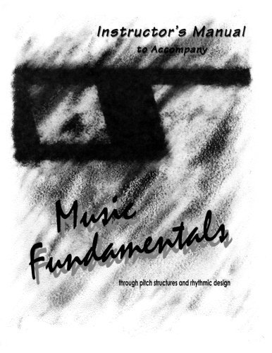instructors-manual-to-accompany-music-fundamentals-by-elvo-damante-1994-01-04