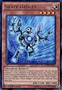 Yu-Gi-Oh! - Silver Gadget (MVP1-EN017) - The Dark Side of...
