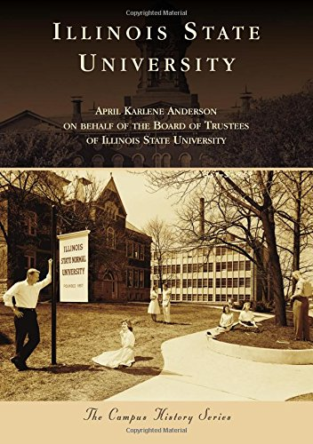 Read Online Illinois State University (Campus History) pdf
