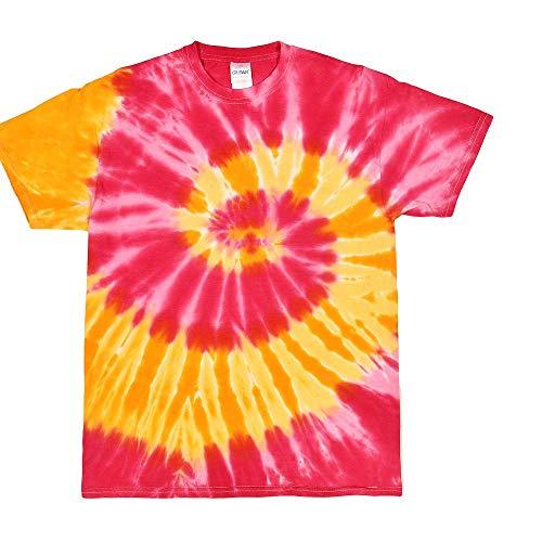 Colortone Tie Dye T-Shirt 3X Trinidad ()