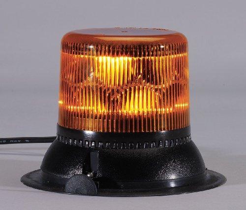 PSE AMBER Dual Level Strobe Amber Mag/Suction LED ()