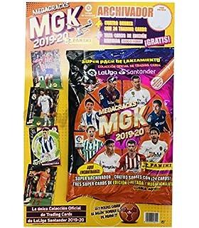 MGK 1 Caja 24 Sobres Megacracks LaLIGA 2019 2020: Amazon.es: Juguetes y juegos