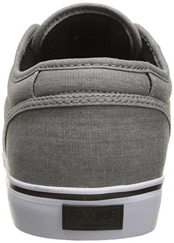 Der bunte Skate-Schuh der Kugel-Männer Graues Chambray