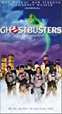 Ghostbusters VHS Tape