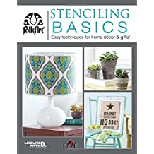 Stenciling Basics | Leisure Arts (6614)