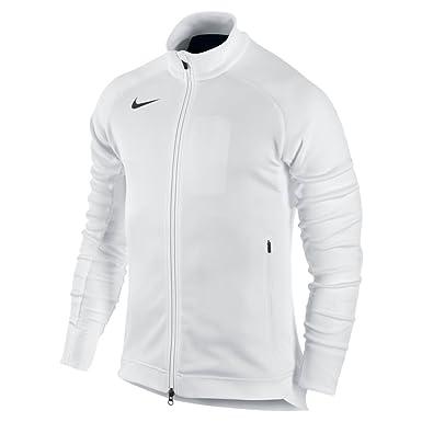 great quality pretty nice famous brand Nike Herren Jacke weiß weiß Einheitsgröße Gr. S, weiß ...