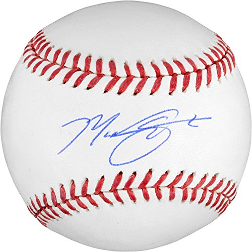 Max Scherzer Washington Nationals Autographed Baseball - Fanatics Authentic Certified - Autographed Baseballs