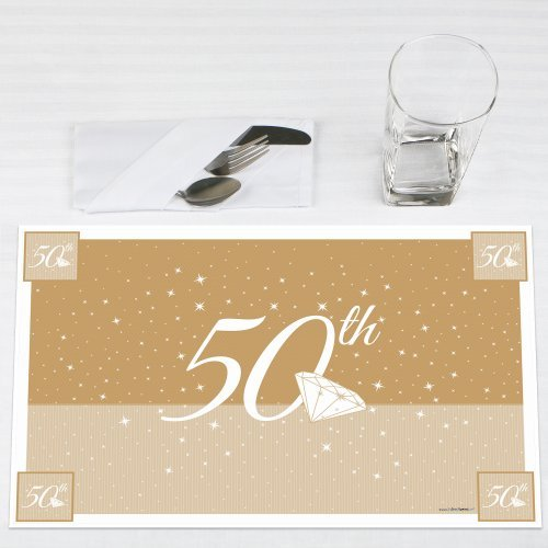 50th-Anniversary-Party-Placemats-Set-of-12