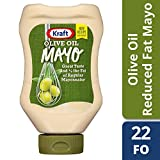 Kraft Mayonnaise with Olive Oil, 22 oz