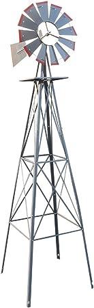 VINGLI Ornamental Backyard Windmill