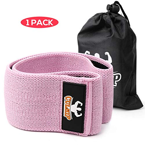 CULBUTT Resistance Bands for Legs and Butt,Exercise Band Hip Band Booty Bands Wide Workout Bands Resistance Loop Bands Anti Slip Fitness Band Elastic Sports Bands
