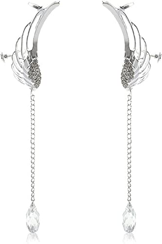 Vintage gland oreille manchette unique oreille pièce goujon de mariage