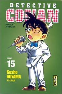 """Afficher """"Détective Conan. n° 15 Détective Conan"""""""
