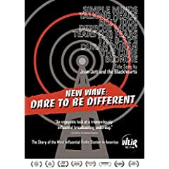 New Wave: Dare To Be Different arrives on DVD and Digital Dec. 7th from MVD Entertainment