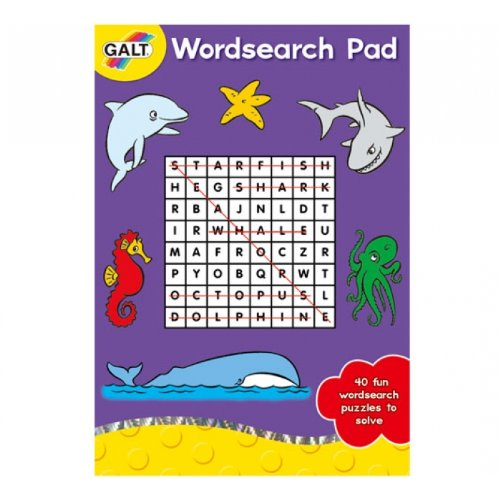 Galt Toys Inc Wordsearch Pad - Travel Puzzle Pad
