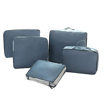 LWAN3 - Juego de 5 Bolsas de Almacenamiento para Viaje ...