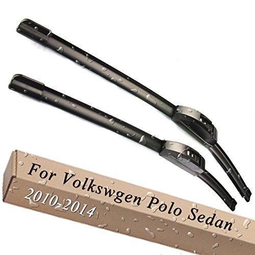 Limpiaparabrisas para Volkswagen Polo Sedán/Vento 24