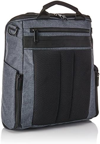 Travelon Anti Theft Urban NS Messenger Bag Slate