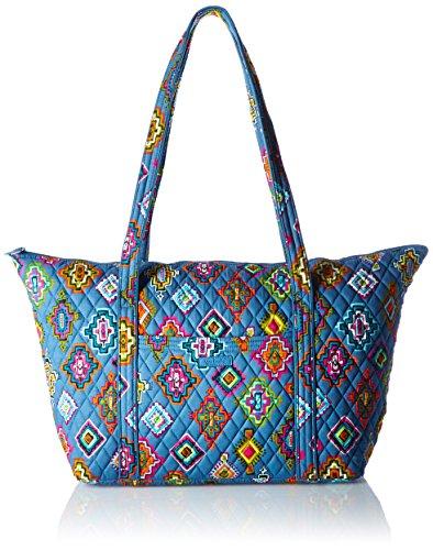 Vera Bradley Luggage Women's Miller Bag Painted Medallions One (Medallion Travel Bag)