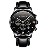 KASHIDUN Men's Wrist Waterproof Watches Casual Quartz Analog Luxury Top Brand Men Watch ZHPD