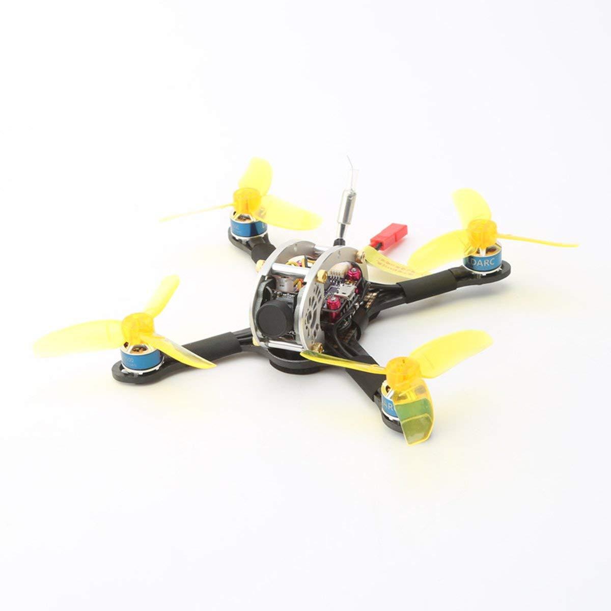 Gugutogo Drohne mit Kamera LDARC Flyegg V2 V2 V2 5.8G Brushless OSD-Kamera DSM2 RX Mini FPV RC Racing Drohne PNP b4bc11