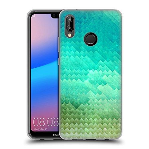 Official Spires Dig Sig Slabs Soft Gel Case for Huawei P20 Lite