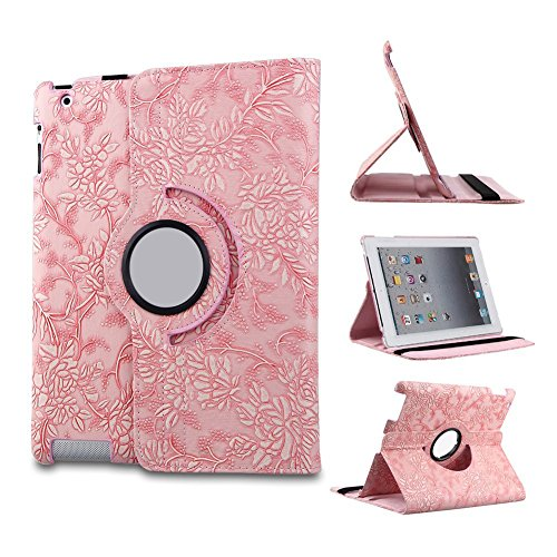 L Asher Function Rotating iPad Gift Floral