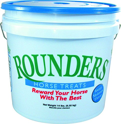 Kent Nutrition Group-Bsf 426 Molasses Rounder'S Horse Treat, 14 -