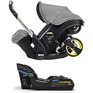 Doona Infant Car Seat & Latch Base – Storm (Grey) – US Version