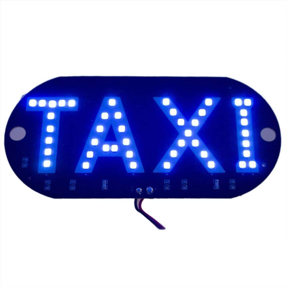 RUNGAO LED Taxi Cabparabrisas Luz de Cartel Luz de Coche ...