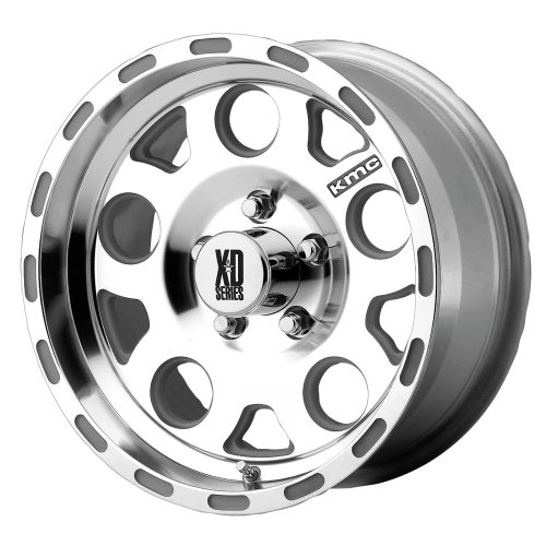 XD-Series Enduro XD122 Machined Wheel (16×8″/8×165.1mm)
