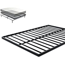 Zinus Easy Assembly Quick Lock 1.6 Inch Bunkie Board/Bed Slat Replacement, Twin