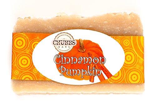Chubbs Bars Cinnamon Pumpkin Pet Degreaser Shampoo, 4-Ounce