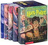 Harry Potter Box Set (books 1-5): Limited Edition