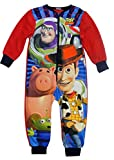 Disney Toy Story Character Boys Onesie Pyjamas Pj's Size UK 2-8 Years