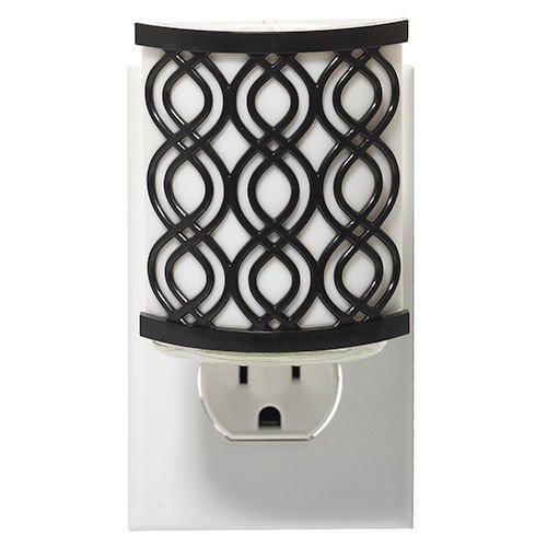 Yankee Candle Midnight Lattice Scent-Plug Base