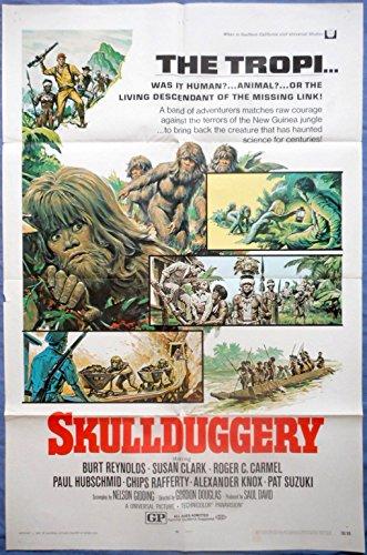 Skullduggery Movie Poster