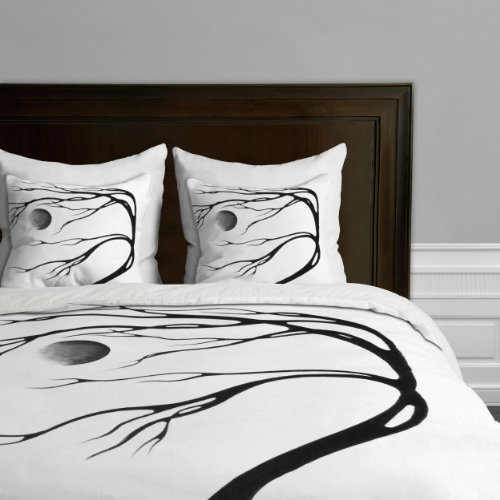 Deny Designs Madart Inc. Modern Dance Moon Song Duvet Cover, Twin/Twin XL by Deny Designs