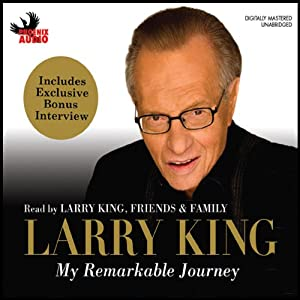 My Remarkable Journey Audiobook