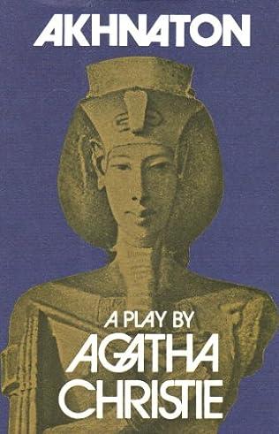 book cover of Akhnaton