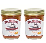 Mrs. Miller's Amish Homemade Peach No Granulated