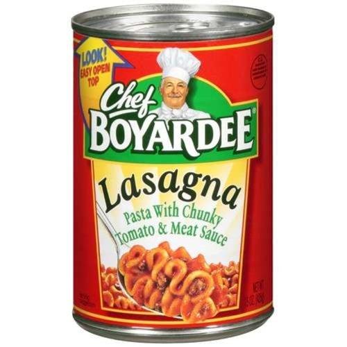 chef boyardee lasagna 15 oz - 3