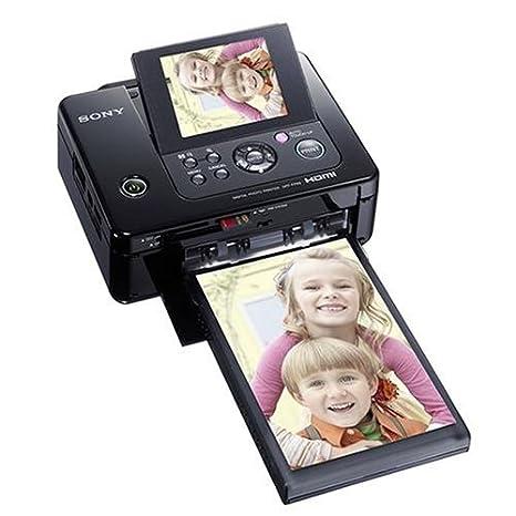 Sony FP95 - Impresora fotográfica (300 x 300 dpi, 45 s, LCD ...