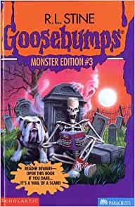 The Barking Ghost (Goosebumps #32)-ExLibrary