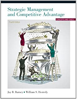Amazon strategy and the business landscape 3rd edition strategic management and competitive advantage 4th edition fandeluxe Choice Image