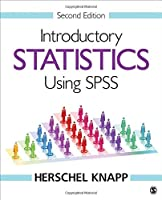Introductory Statistics Using SPSS, 2nd Edition Front Cover