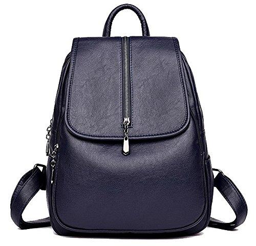 Sacs à Décontractée Daypack Bleu VogueZone009 dos Femme Sacs Voyage CCAFBP181620 à bandoulière Violet 0gnnwTZq