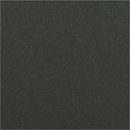 (Stardream Onyx Metallic Cardstock - 12 x 12, 105lb Cover, 25 Pack )