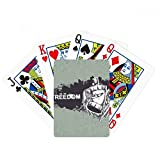 Hip-Hop Freedom Religion Holy Grail Poker Playing Cards Tabletop Game Gift