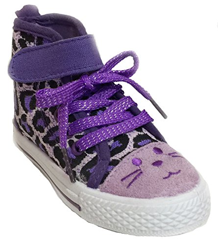 Purpl (Purple And Pink Kitty Shoes)
